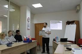 Практическое занятие в компании vileda professional для студентов  3