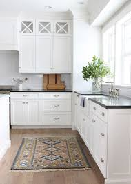 Wall Color For White Kitchen The Midway House Kitchen Classic Countertops And Benjamin Moore