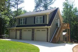 3Car Garages  This Is A 28 32 3 Car Garage With A Full One Apartment Garages