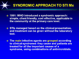 Modified Syndromic Approach Ppt Video Online Download