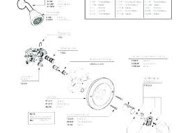 moen shower valve landscapersin info moen shower faucet parts diagram