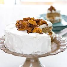 Directions for the coffee crunch: Honeycomb Crunch Cake The Pro Files