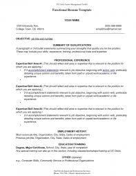 Sample Combination Resume Template Free Sample Sample Bination