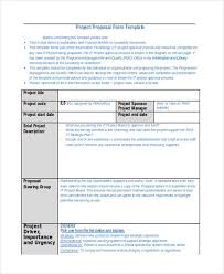 It Project Proposal Templates - 5+ Free Word, Pdf Format Download ...