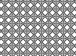 Vector Patterns New Retro Vector Pattern