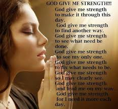 God Give Me Strength Quotes Gorgeous Quotes about Strength god 48 quotes
