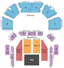 Acl Live Theater Seating Chart Bedowntowndaytona Com