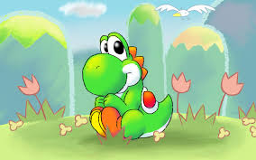 cute yoshi wallpapers