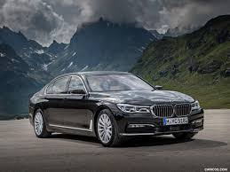 Sport Series 2017 bmw 7 series : 2017 BMW 7-Series 740Le xDrive iPerformance - Front Three-Quarter ...