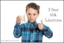 The 3 Healthiest and Best Milk Substitutes for Children and Adults