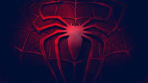 Logo Spiderman Wallpaper 4k - 2666x1500 ...