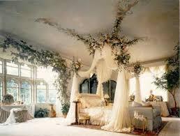 Enchanted Fairytale Dreams  wonderful room for the first honeymoon night.