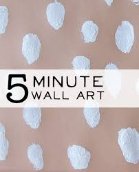 easy wall art nesting place
