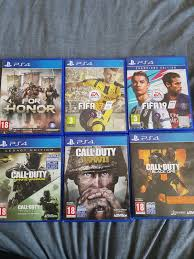 ps4 games bundle in Brandlesholme for ...