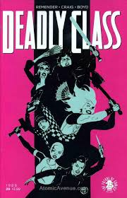 Deadly Class #29A VF/NM; Image   save on shipping - details inside /  HipComic