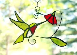 stained glass hummingbird image 0 3d stained glass hummingbird pattern