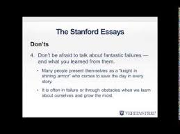 Write Like an Expert  Stanford GSB Essays Analyses               YouTube Write Like an Expert  Stanford GSB Essays Analyses           Season