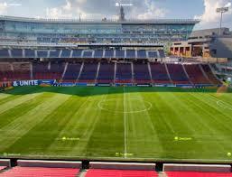 Nippert Stadium Fc Cincinnati Seating Chart Nippert Stadium Section 206 Seat Views Seatgeek