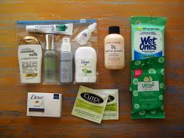 carry on liquids prepping beauty in a quart sized bag the travel bite