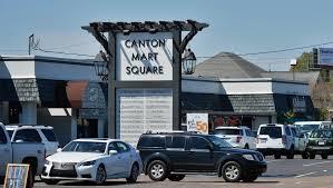 canton mart square turns 50