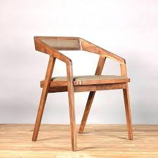 simple wooden chair. Modern Wood Chair Amazing Furniture Ideas 14 Chairs For Your Dining Room Intended 5 Simple Wooden