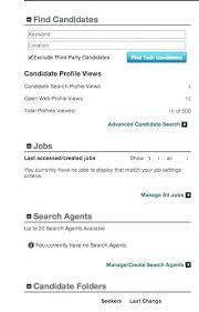 Dice Resume Search Resume