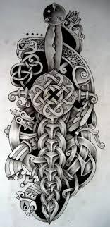 фото тату кельтские узоры от 23112017 063 Tattoo Celtic