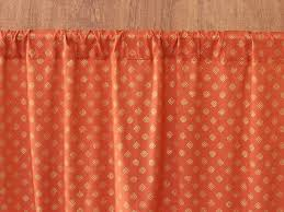 stunning burnt orange sheer curtains and rust colored sheer curtains