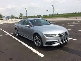audi 2017 s7. wtop car guy mike parris says the audi is cracking code of combining good looks with a spacious trunk 2017 s7. (wtop/mike parris) s7