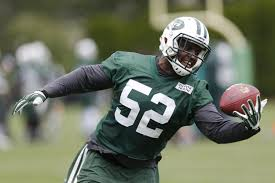 David Harris isnu0027t happy with how the Jets handled his release