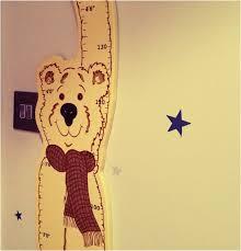 Teddy Bear Chart Teddy Bear Height Chart Mummy In The City