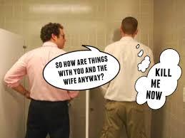 bathroom office. Source: BLOGSPOT Bathroom Office