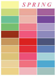 Small Picture 25 best Spring color palette ideas on Pinterest Spring colors