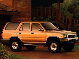 95 Toyota 4runner Specs - New Cars, Used Cars, Car Reviews and Pricing