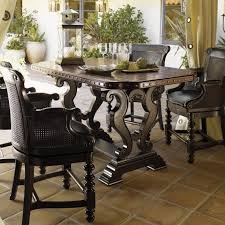 Kingstown Bedroom Furniture Tommy Bahama Home Kingstown Sienna Bistro Dining Table Reviews