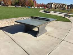 concrete ping pong table. How To Order Concrete Ping Pong Table