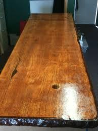 wood looking concrete slab