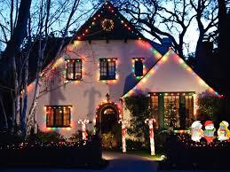 christmas home lighting. Christmas Tree Lane Home Lighting