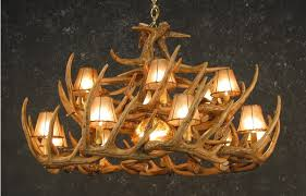 terrific deer antler chandelier design that will make you spellbound lovely best antler chandeliers custom lighting images on for chandelier diy