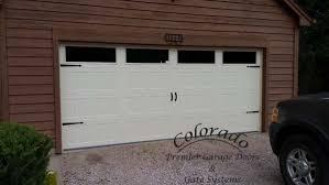Carriage Garage Doors No Windows For Top Carriage House Garage Doors