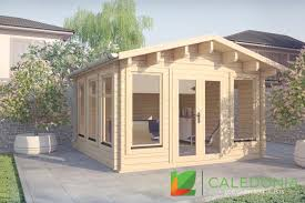 Home office cabin Self Assembly Home Office Cabins Waltons Waltons Daksh Waltons 5m 4m Home Office Executive Log Cabin From 259995 In Dakshco Home Office Cabins Waltons Waltons Daksh Waltons 5m 4m Home Office