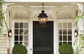 image of craftsman style outdoor lighting ideas
