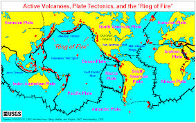 where are volcanoes located where are volcanoes located what is the ring of fire