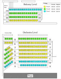 Randolph Movie Theater Seating Chart Exact Randolph Theatre Toronto Seating Chart 2019