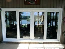 patio 3 panel sliding patio door medium size of glass double inside panel sliding patio door u