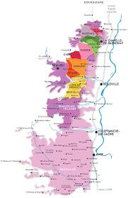 What Makes Each Of The 10 Crus Beaujolais Special With Map
