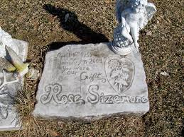 """Rosemary Flora """"Rose"""" Thorpe Sizemore (1959-2004) - Find A Grave ..."""
