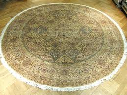 8 ft round area rugs top foot contemporary braided splendid rug 10 square x
