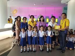 ครูและนักเรียนโรงเรียนราชินีบน เยี่ยมชมศูนย์การเรียนรู้ กฟผ. สำนักงานกลาง –  EGAT Learning Center