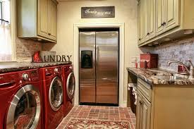 amazing traditional laundryroom exotic granite countertops collection of rustic cabinets with painted and van brown